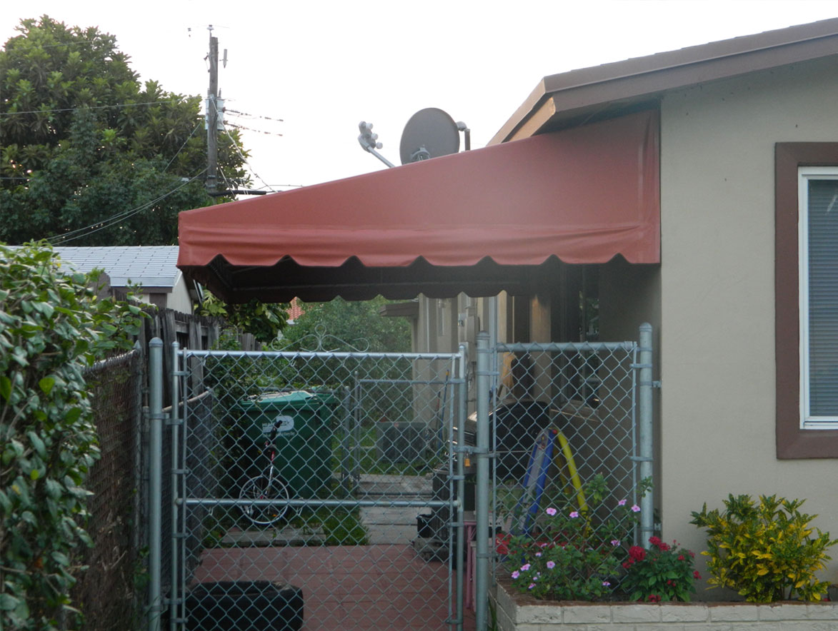 sunset awnings miami florida canopies cabanas carport